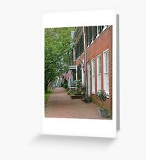 Alexandria Greeting Card