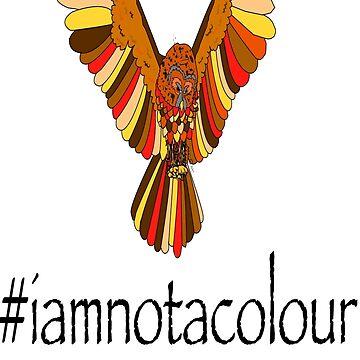 #iamnotacolour by ArtistDiva