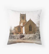 St. Nicholas Church Throw Pillow