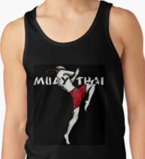 Muay Thai Flying knee Tank Top