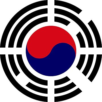 Korean Flag Patriot Series 1.0 by carbonfibreme