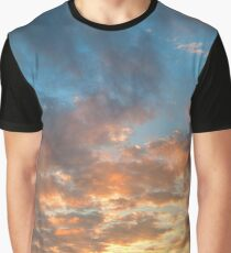 Derry Sunset Graphic T-Shirt
