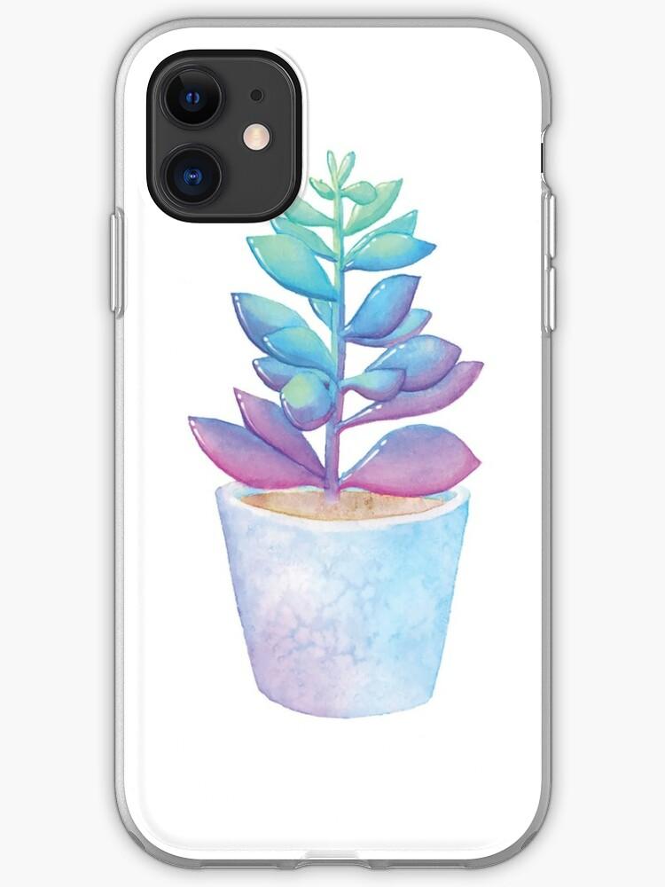 Succulent #2 iPhone 11 case