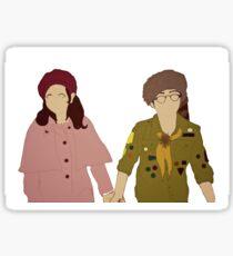 Suzy & Sam Sticker