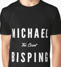 Michael Bisping Graphic T-Shirt