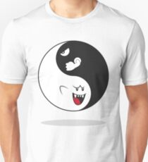 MARIO. Ghost Boo and Bullet Bill Unisex T-Shirt