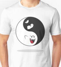 MARIO. Geist Boo und Bullet Bill Unisex T-Shirt