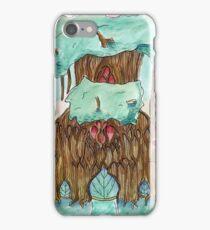 Tree Palace iPhone Case/Skin