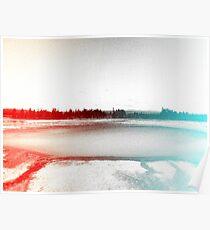 Digital Landscape #10 Poster
