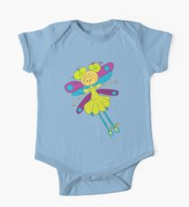 Fairy Girl Kids Clothes