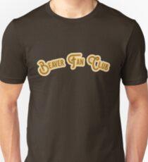 Beaver Fan Club - Brown & Gold Version T-Shirt