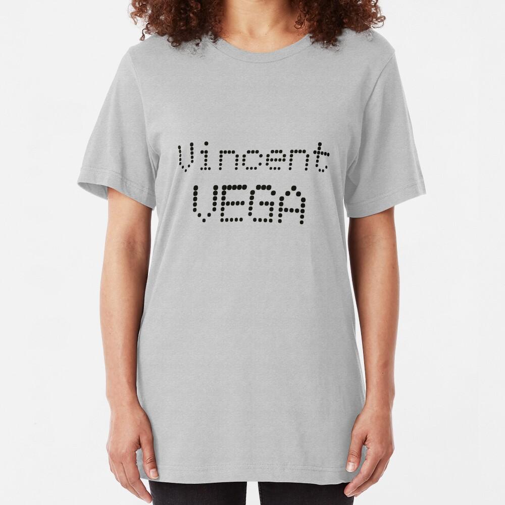 Vincent Vega Slim Fit T-Shirt