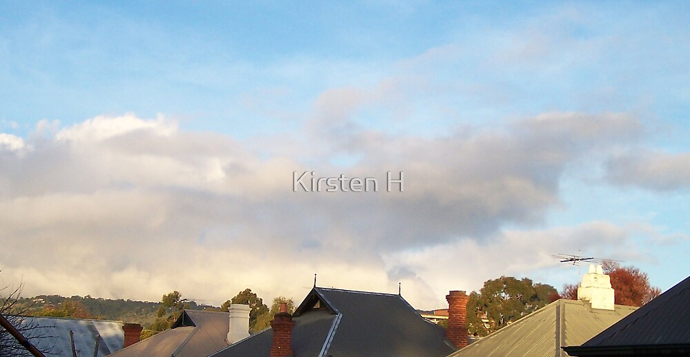 After the Rain by Kirsten H
