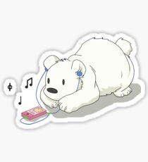 Polar Beats Sticker