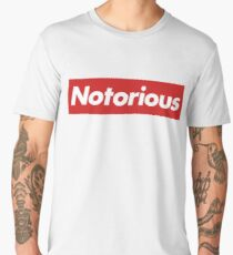 Notorious Men's Premium T-Shirt