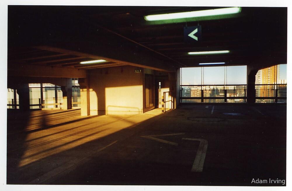 Car Park 2008  by Adam Irving