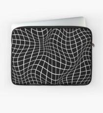 Wavy Grid Laptop Sleeve