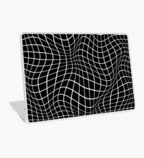 Wavy Grid Laptop Skin