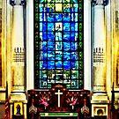 Naval Academy Chapel by Susan Savad