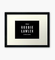 Robbie Lawler Framed Print