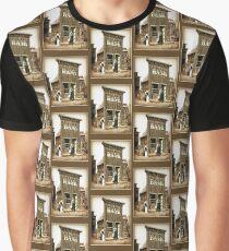 Old West Bandit Graphic T-Shirt