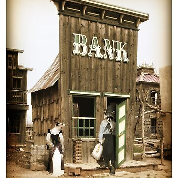 Old West Bandit by Gravityx9