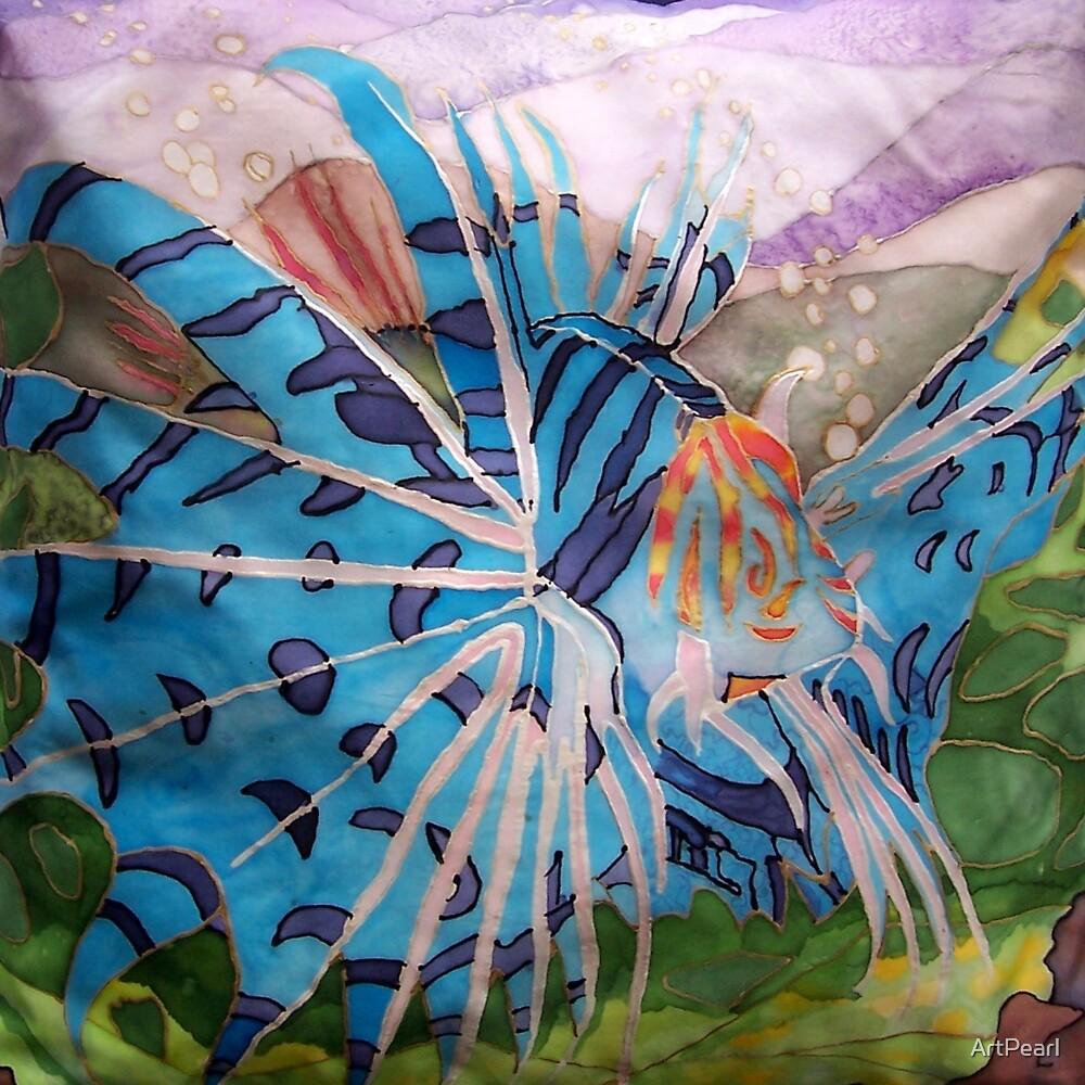 Lionfish by ArtPearl