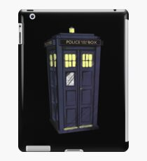 bigger on the inside. iPad Case/Skin