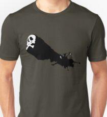 Captain Harlock's Arcadia (l'Atlantis d'Albator 84) Unisex T-Shirt