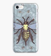 221 Bee Comfortable  iPhone Case/Skin