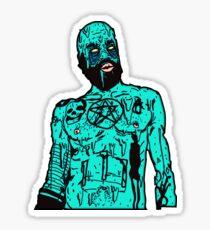 Death Grips Acid Sticker