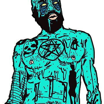 Death Grips Acid by HolyFark