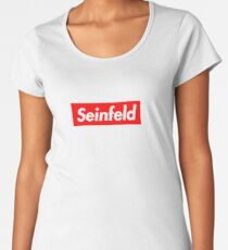 Seinfeld - Supreme Parody Women's Premium T-Shirt