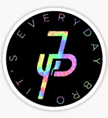 Jake Paul it's everyday bro  Sticker