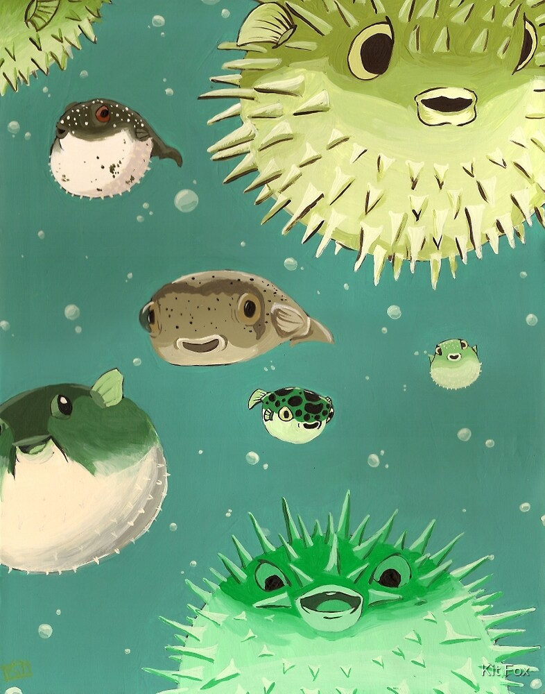 The Blowfish Recumbent by Kit Fox