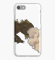 The Bellowing Fart iPhone Case/Skin