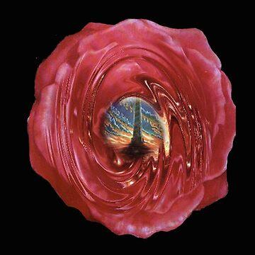 rose dark tower by jasonmangini