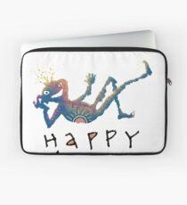 Happy Lil Dude Laptop Sleeve