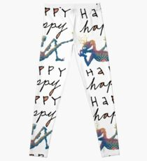 Happy Lil Dude Leggings