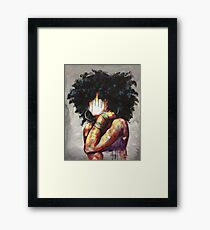 Naturally II Framed Print