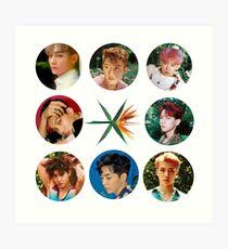 EXO Art Print