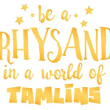 A Court of Thorns and Roses, Rhysand, Tamlin, Be a Rhysand in a World of Tamlins by yairalynn