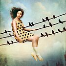 Hang in there by Catrin Welz-Stein
