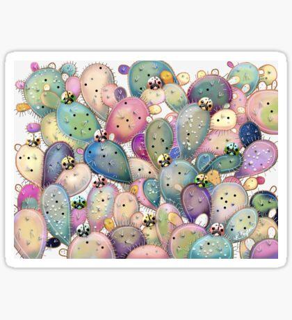 Prickly Pear Sticker