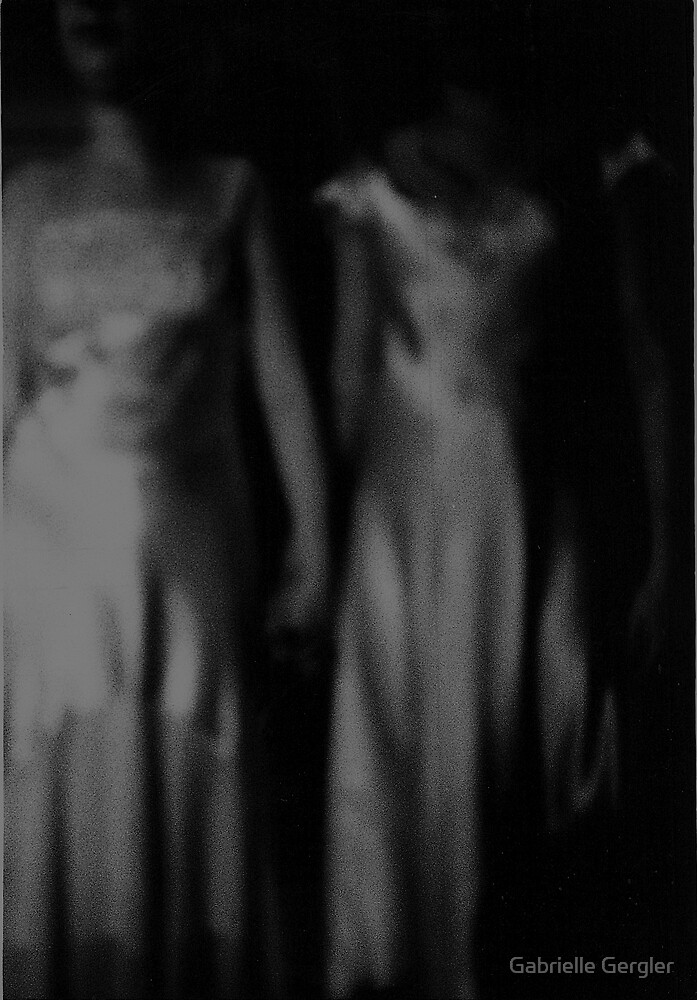 Two Girls by Gabrielle Gergler