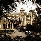 Government House, Western Australia by Peter Evans