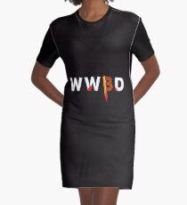 buffy Graphic T-Shirt Dress