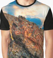 Ragnarok Mountain Graphic T-Shirt