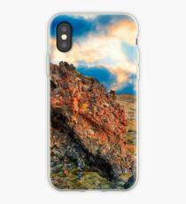 Vinilo o funda para iPhone Ragnarok una montaña