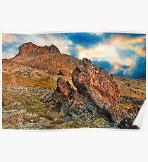 Ragnarok Mountain Poster